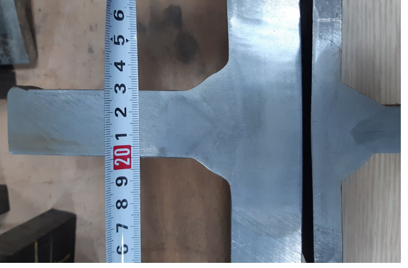 Kingpost welding