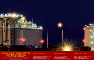 Double Good JSC - Welding solution for LNG tank